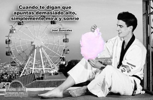 Joel González - frase