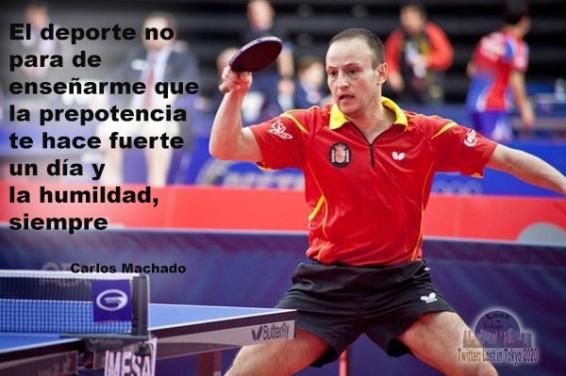 Carlos Machado - frase