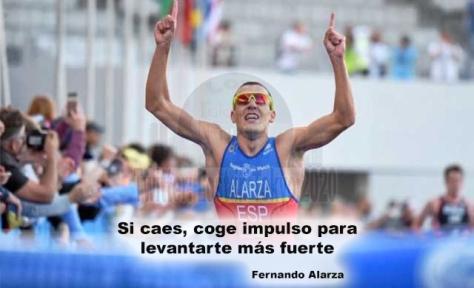 Fernando Alarza - frase