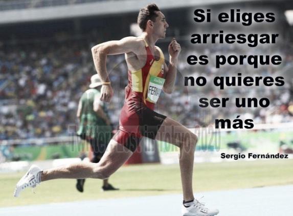 Sergio Fernández - frase