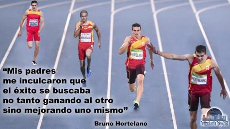GANADOR - Bruno Hortelano - frase 2
