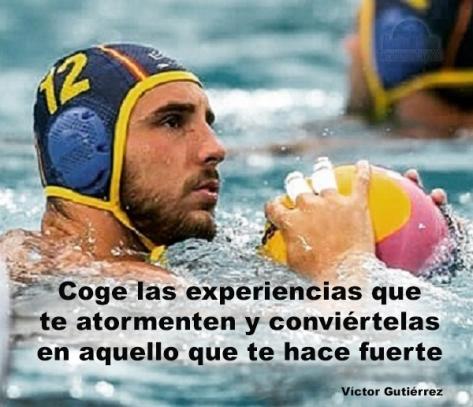 Víctor Gutiérrez - frase