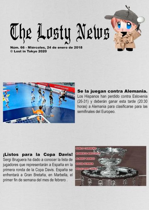 Losty News - 66