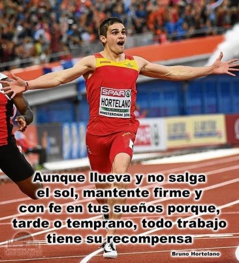 Bruno Hortelano - frase