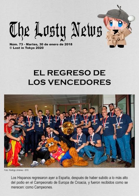 Losty News - 73
