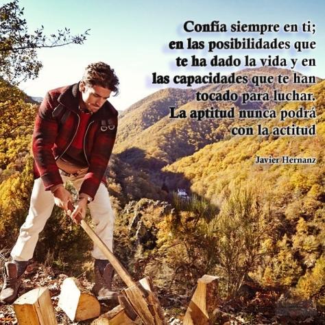 Javier Hernanz - frase