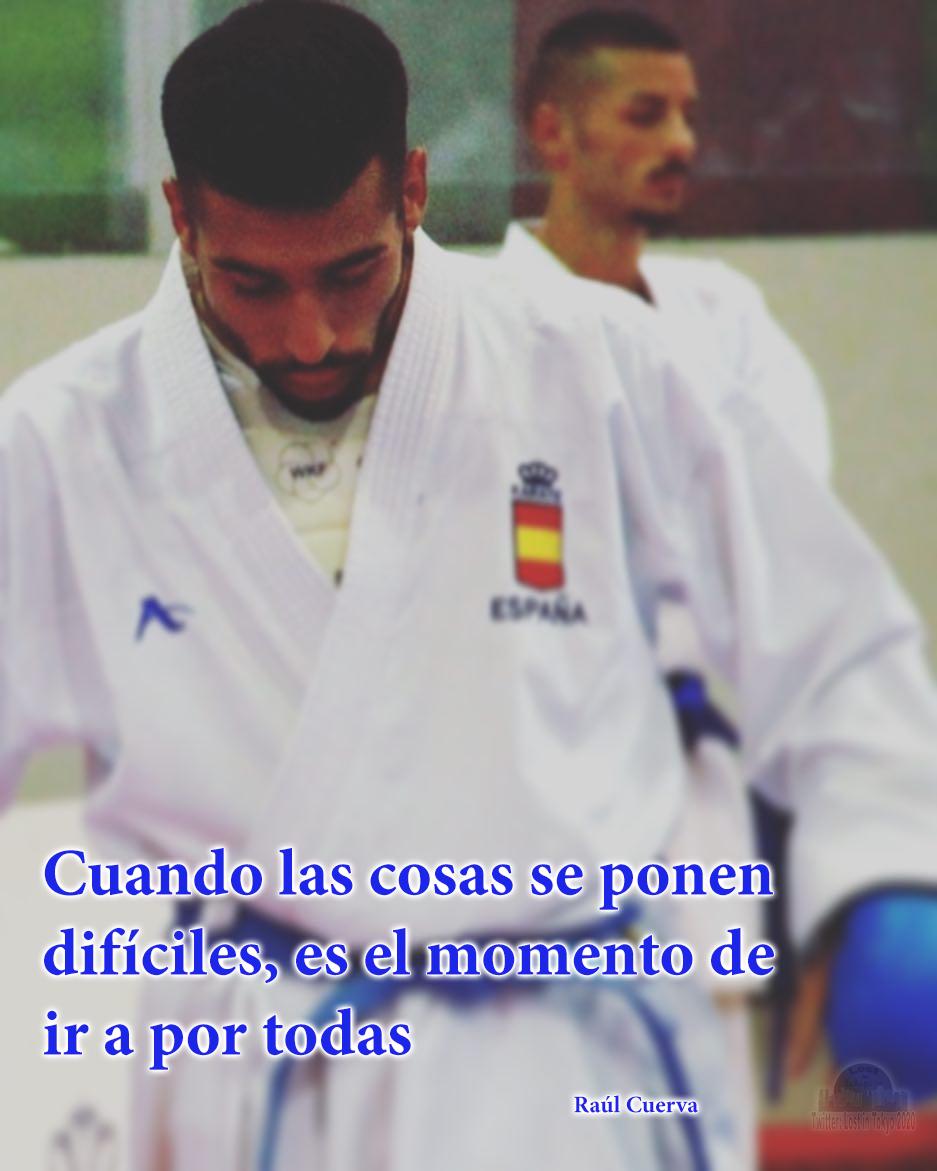 Raúl Cuerva - frase