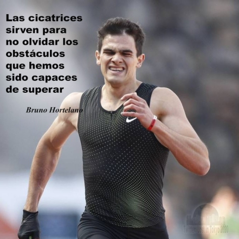 GANADOR - Bruno Hortelano - frase